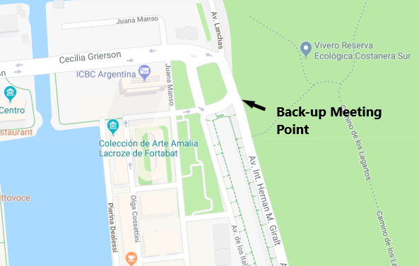 Back-up Meeting Point English